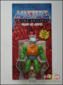 Man-At-Arms - Origins - Masters Of The Universe