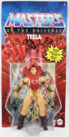 Teela - Origins - Masters Of The Universe