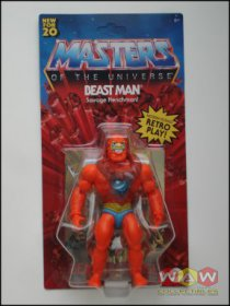 Beast Man - Origins - Masters Of The Universe