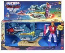 Prince Adam With Sky Sled - MOTU - Origins