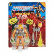 He-Man - Deluxe - Masters Of The Uiverse