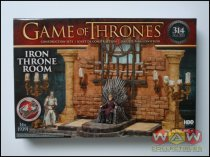 Iron Throne Room - Game Of Thrones - Construction Set