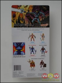 SUP7-03072 Skeletor - Masters Of The Universe