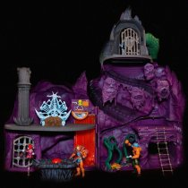 Snake Mountain - Play Set - Masters Of The Universe